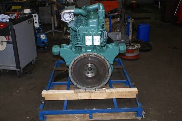 motor para VOLVO TD70G outros equipamentos de construção