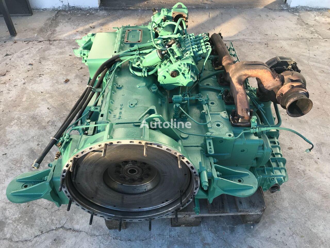 motor VOLVO THD / DH Used or Rebuild para autocarro VOLVO BUS
