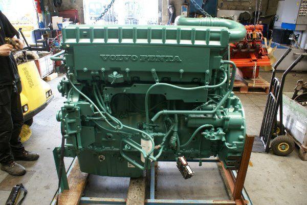 motor para VOLVO TWD1240VE outros equipamentos de construção