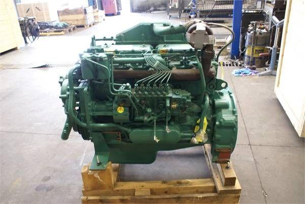 motor para VOLVO TWD630ME outros equipamentos de construção