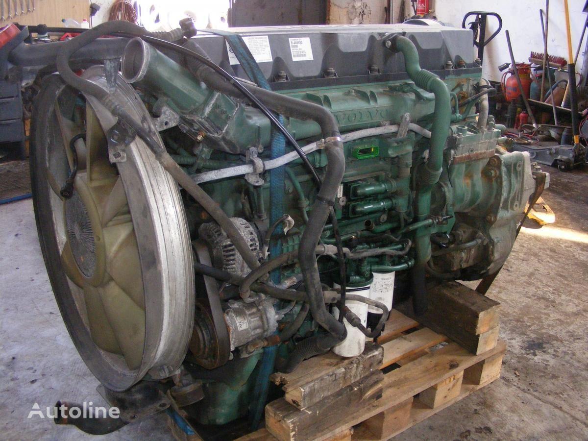 motor para VOLVO motor D13A 400/440/480 EURO 5 camião