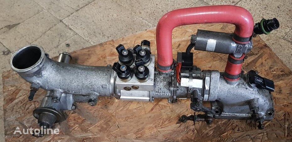 outra peça sobressalente do sistema de carburante Gas control unit VOLVO para autocarro VOLVO B9L