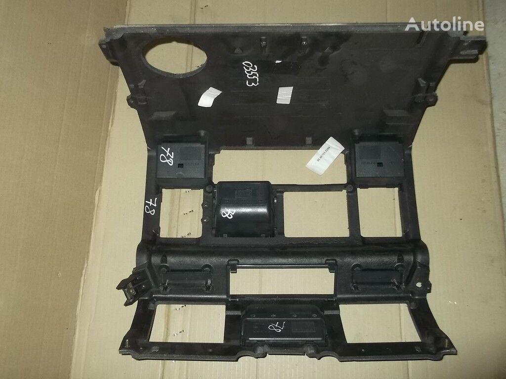 Instrumentalnaya panel MAN painel de instrumentos para camião