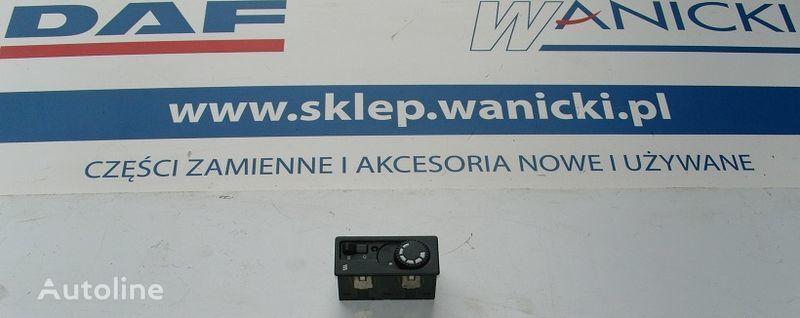 DAF WEBASTO painel de instrumentos para DAF CF 65, 75, 85 camião tractor