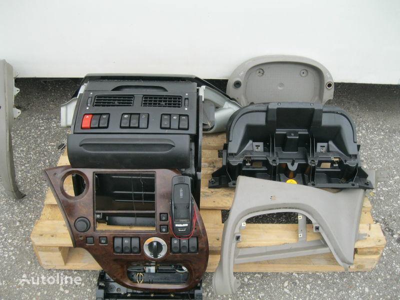 painel de instrumentos para DAF XF 105 camião tractor