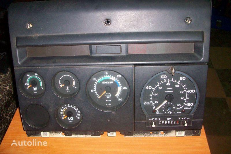 CF-85 painel de instrumentos para DAF  XF,CF camião tractor