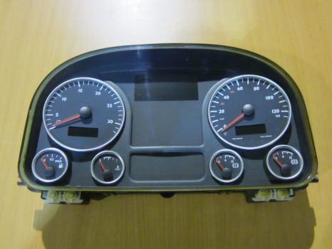 MAN TGA, TGX instrument panel, dashboard, switch panel painel de instrumentos para MAN TGX camião tractor