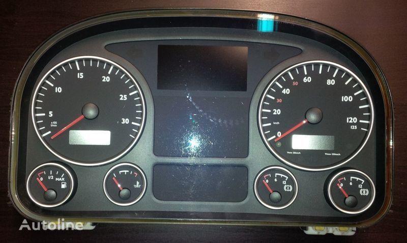 DASH PANEL DASHBOARD painel de instrumentos para MAN TGX camião