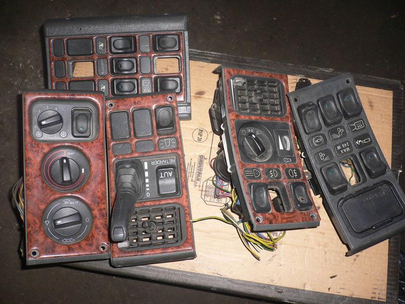 painel de instrumentos para SCANIA 124 camião