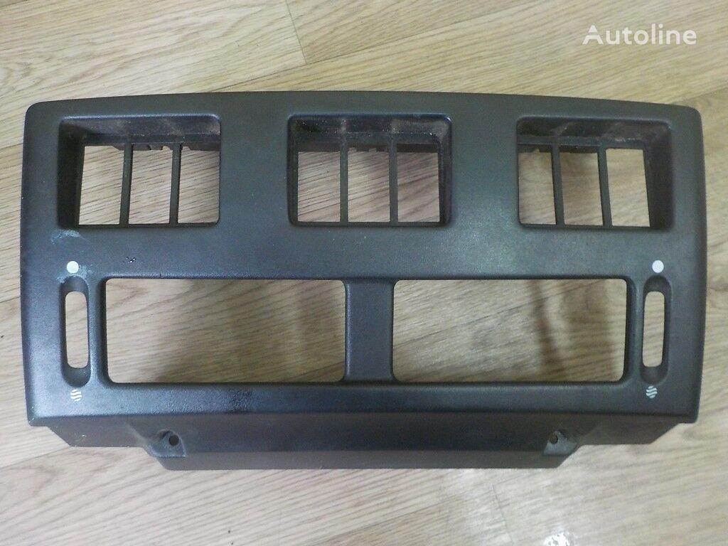 Oblicovka paneli priborov DAF painel de instrumentos para camião