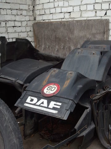 DAF para-lama para DAF 95XF camião tractor