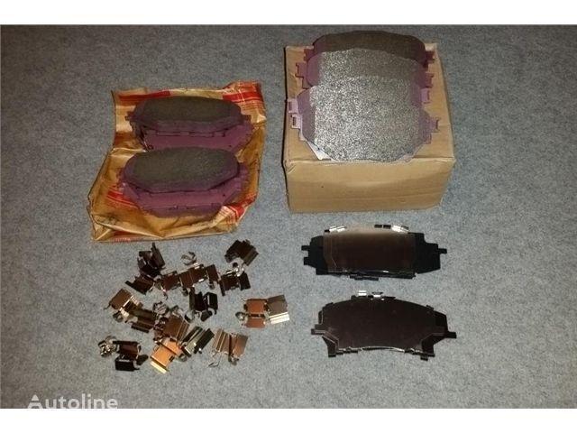 MITSUBISHI - BRAKE PADS - pastilhas de travão para MITSUBISHI FUSO CANTER 2012 - KLOCKI HAMULCOWE camião novo