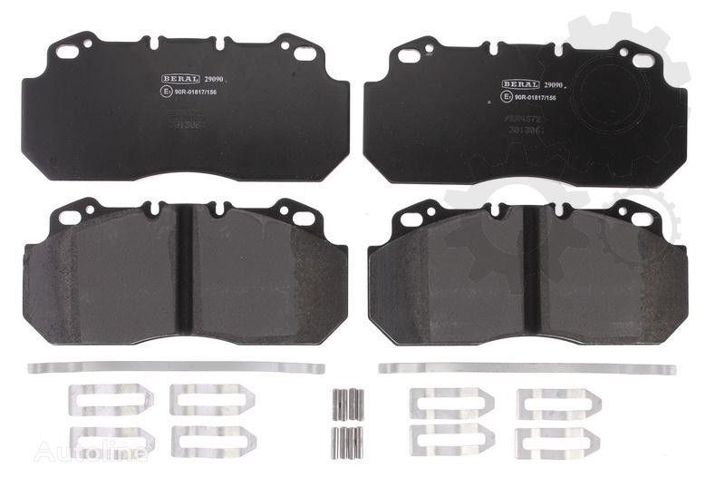 pastilhas de travão RENAULT BERAL para camião RENAULT AE385/420/520 95-  VOLVO B10/12 novo