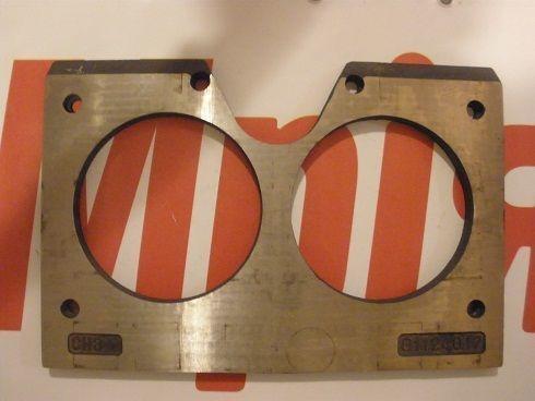 MECBO Iznosostoykie (plity treniya) peça de betoneira para bomba de betão