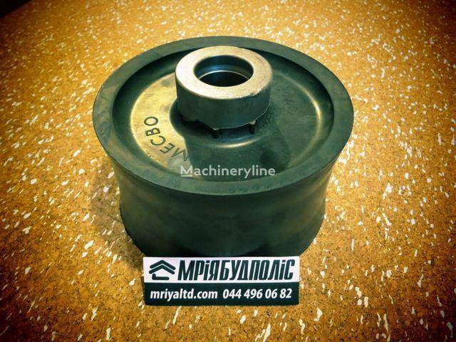 Italiya kachayushchie rezinovye porshni 180mm Mekbo (MECBO) peças sobressalentes para bomba de betão