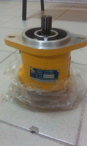 Nasos transmissii SHANTUI SD23 peças sobressalentes para bulldozer