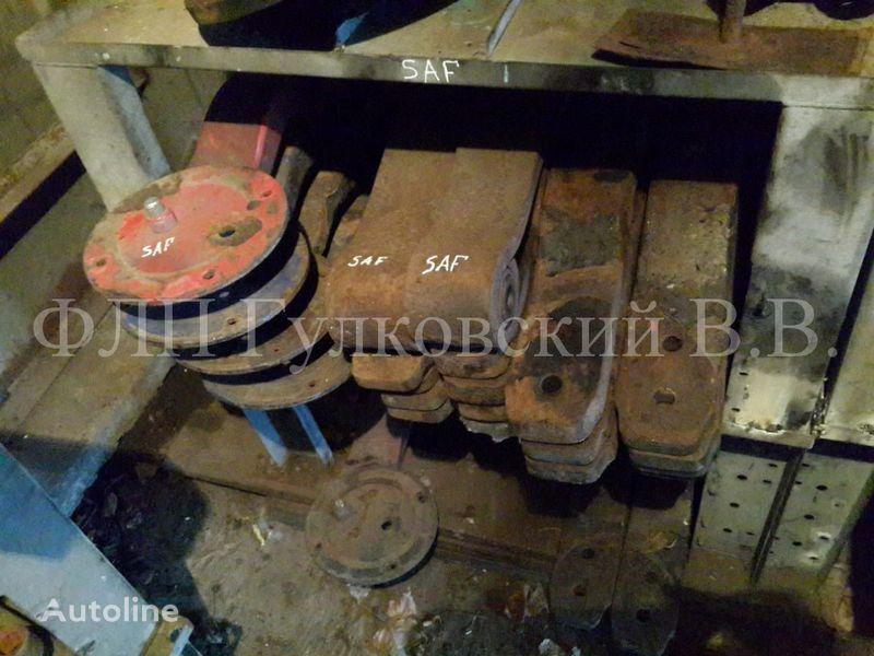 Poluressora SAF b/u peças sobressalentes para semi-reboque