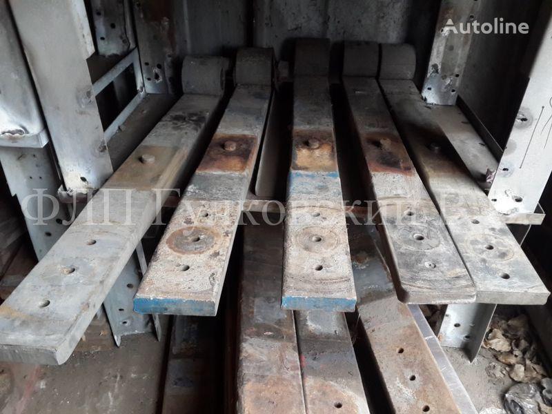 Poluressora SMB b/u peças sobressalentes para semi-reboque