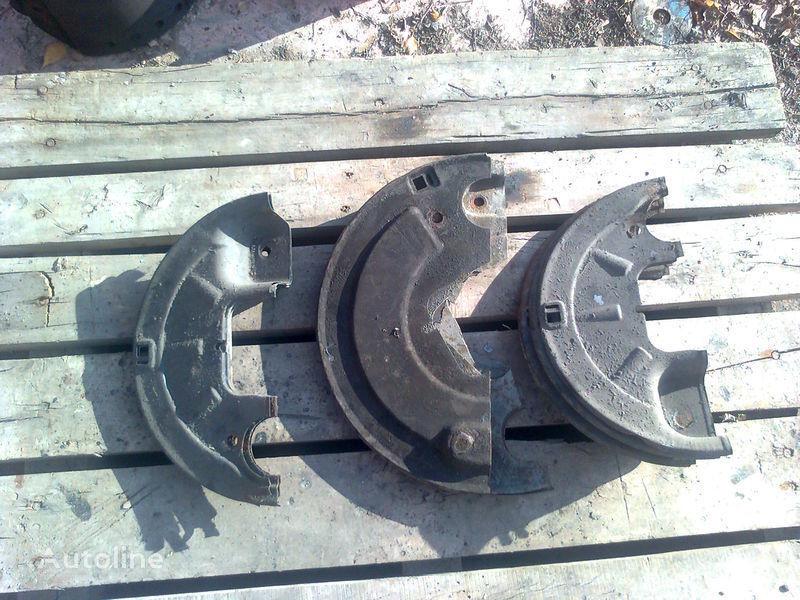 Pylniki zashchity tormoznyh kolodok na polupricep,Cherkassy peças sobressalentes para semi-reboque