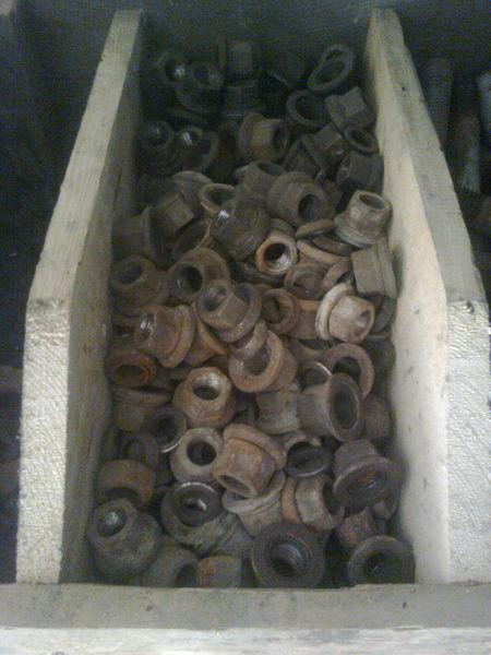 Gayki kalesnye peças sobressalentes para semi-reboque