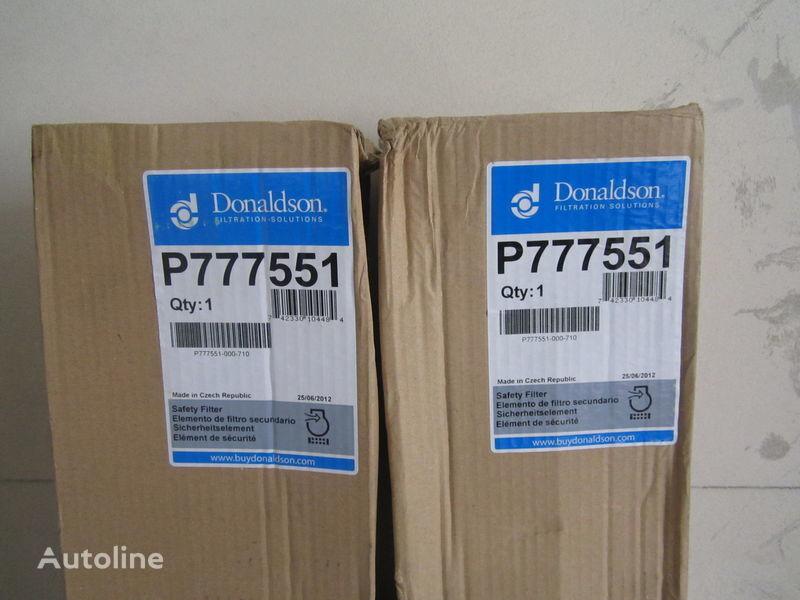 Nimechchina Filtr P 777551 peças sobressalentes para camião nova