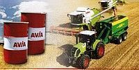 Universalnoe trasmissionnoe traktornoe i gidravlicheskoe maslo AVIA HYDROFLUID DLZ peças sobressalentes para trator