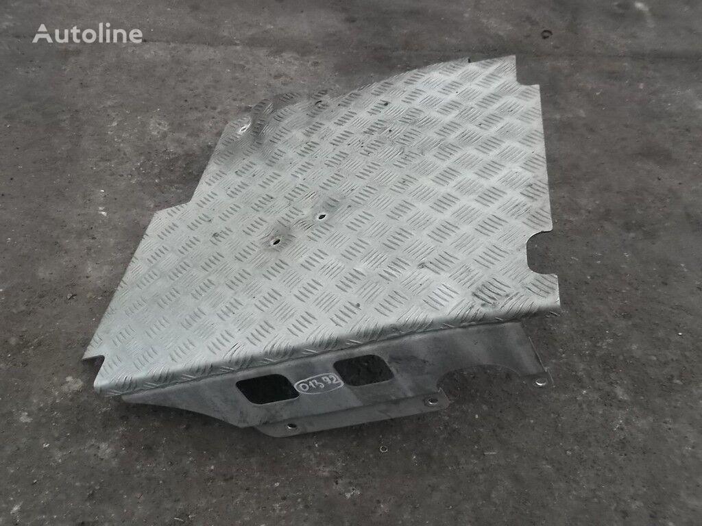 Teploizoliruyushchiy kozhuh Scania peças sobressalentes para camião