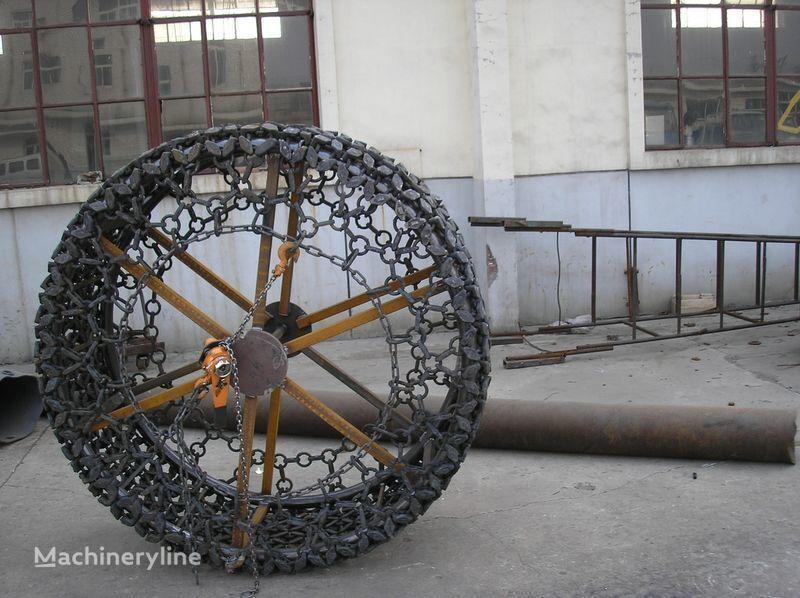 Shinozashchitnye cepi (kolchugi) peças sobressalentes para outros equipamentos de construção