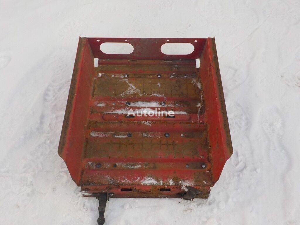 Akkumulyatornyy yashchik DAF peças sobressalentes para camião