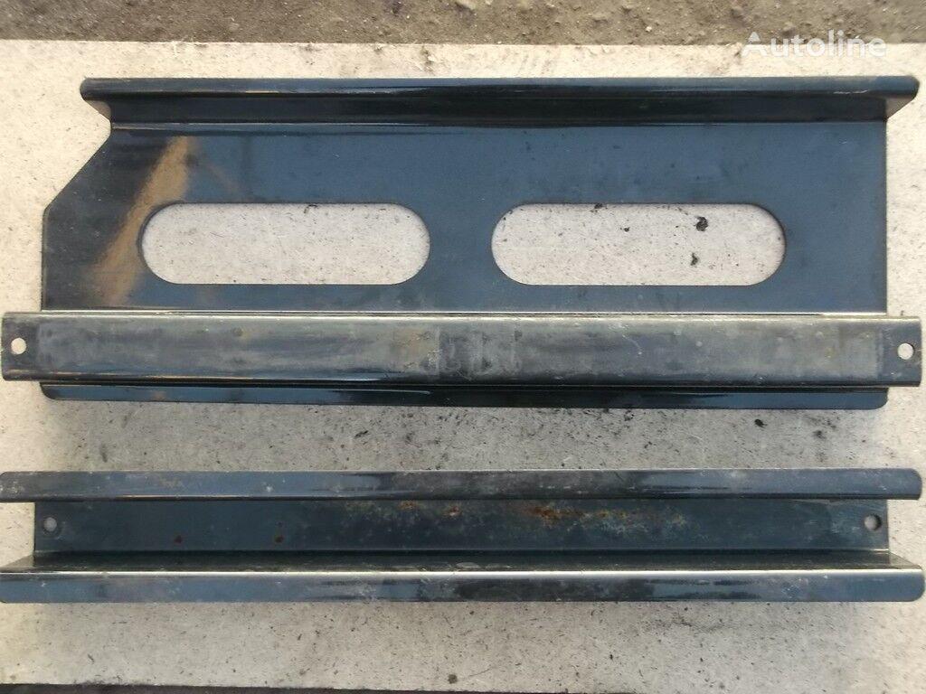 Prizhimnaya shirokaya plastina AKB MAN peças sobressalentes para camião