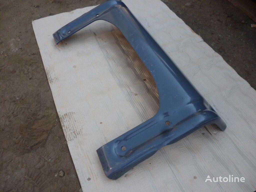 Zashchitnyy kozhuh Scania peças sobressalentes para camião