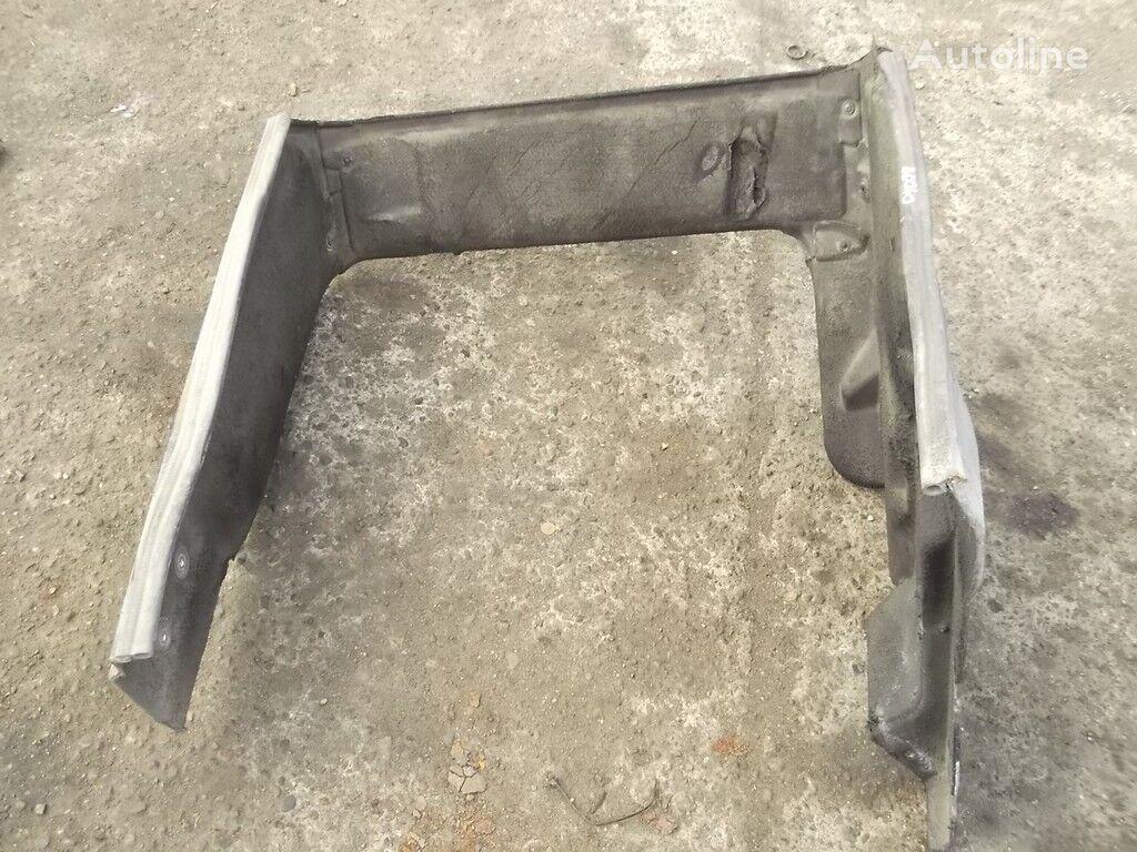 Uteplitel dvigatelya DAF peças sobressalentes para camião