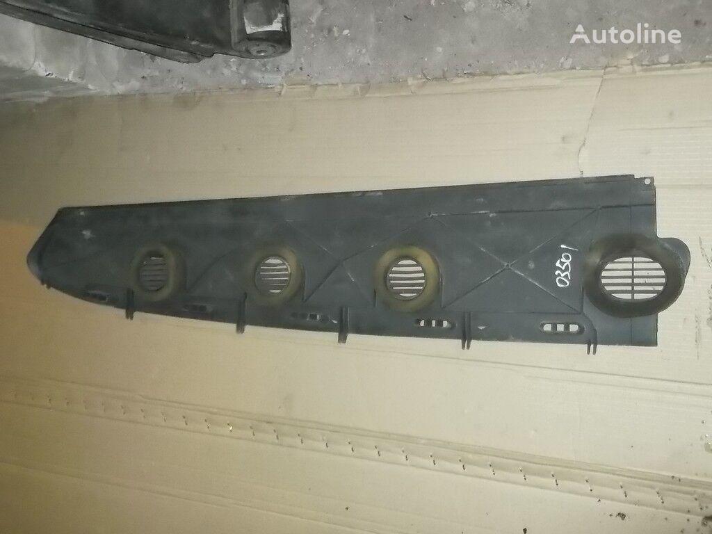 Vozduhovod peredney paneli Scania peças sobressalentes para camião