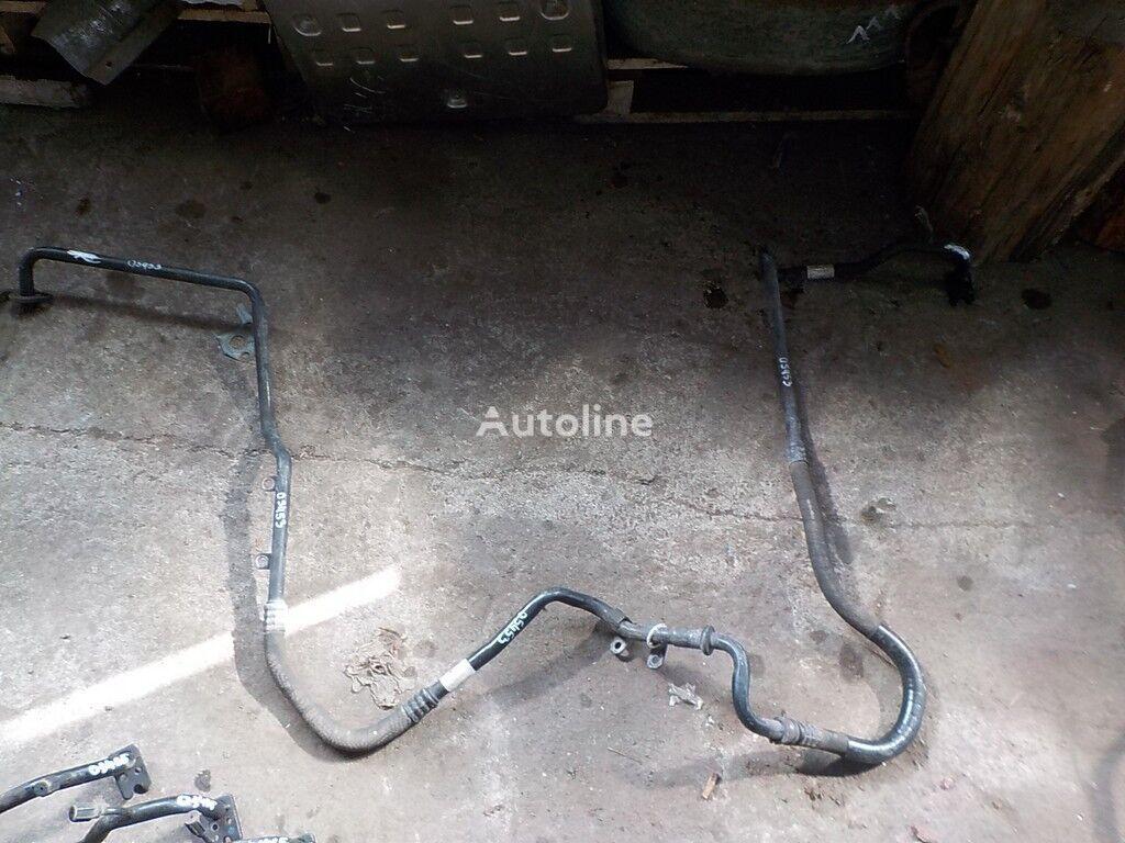 Truboprovod v sbore Scania peças sobressalentes para camião