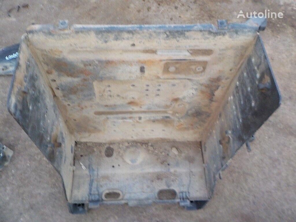 Akkumulyatornyy yashchik Iveco peças sobressalentes para camião
