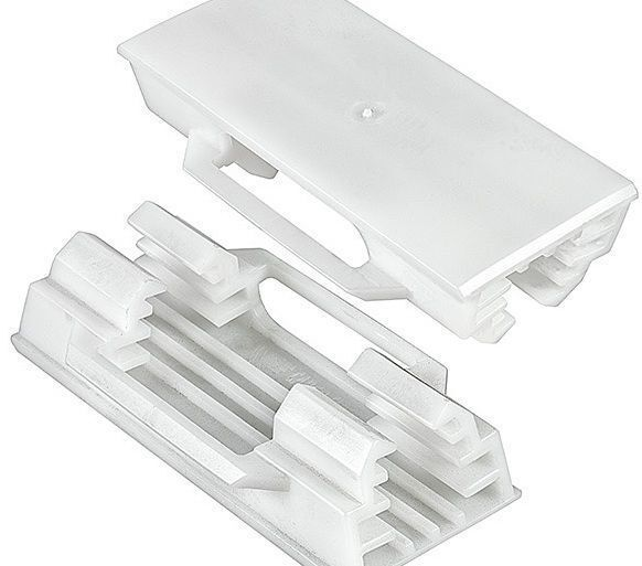 CARGO FLOOR ŚLIZG LISTWY CF 25 x 25 MM, 100sztuk. peças sobressalentes para semi-reboque nova