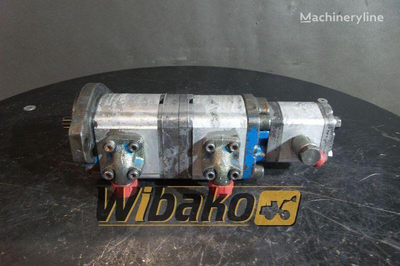 Gear pump Bosch 510666007 (3) (510666007(3)) peças sobressalentes para 510666007 (3) escavadora