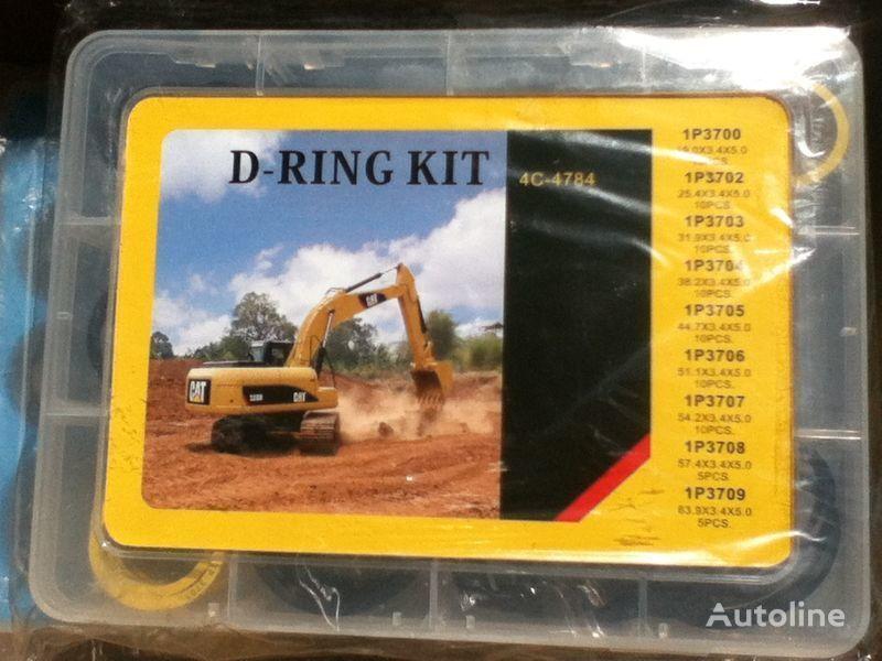 kolca rezinovye D-ring CAT peças sobressalentes para CATERPILLAR escavadora nova