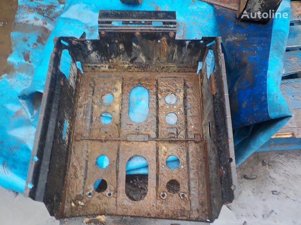 Akkumulyatornyy yashchik  DAF peças sobressalentes para DAF camião