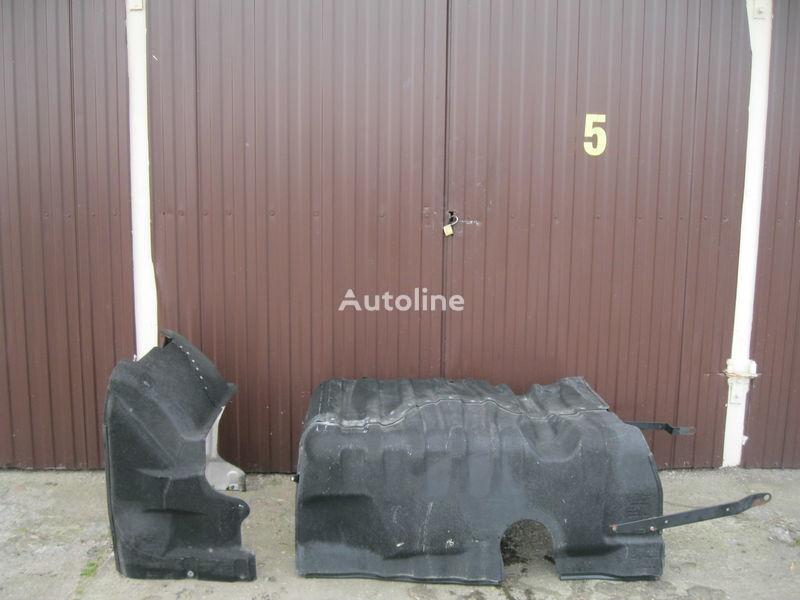 WYGŁUSZENIE SILNIKA K0MPLET peças sobressalentes para DAF XF 105 camião tractor
