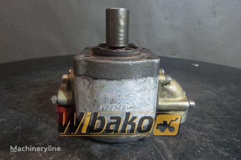 Gear pump Bosch 0510415011 peças sobressalentes para 0510415011 escavadora