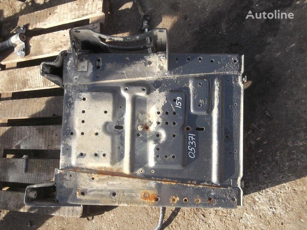Akkumulyatornyy yashchik  IVECO peças sobressalentes para IVECO camião