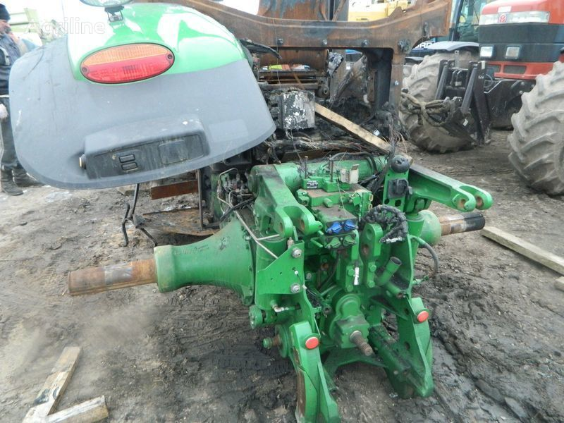 b/u zapchasti/ used spare parts JOHN DEERE peças sobressalentes para JOHN DEERE 8245R trator