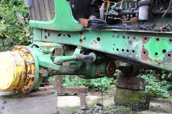 JOHN DEERE 6920 b/u zapchasti / used spare parts peças sobressalentes para JOHN DEERE 6920 trator