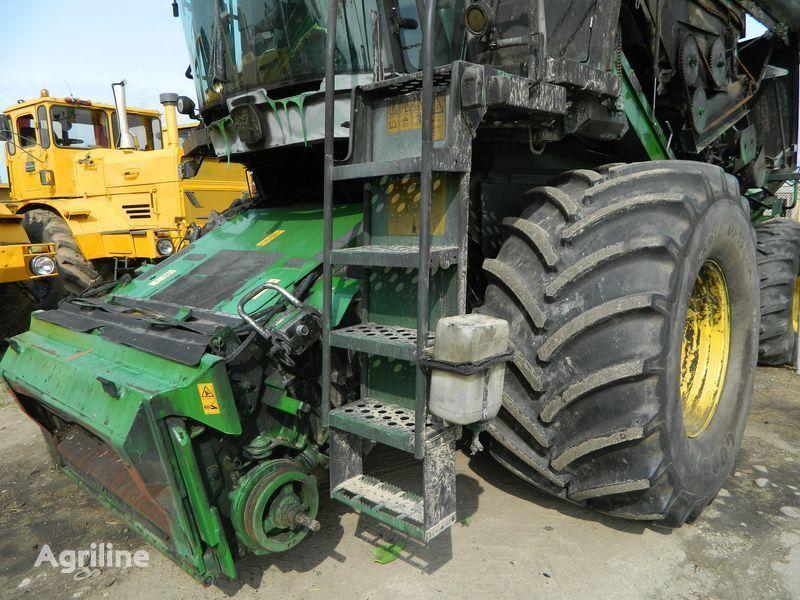 b/u zapchasti / used spare parts peças sobressalentes para JOHN DEERE WTS 9640i ceifeira-debulhadora