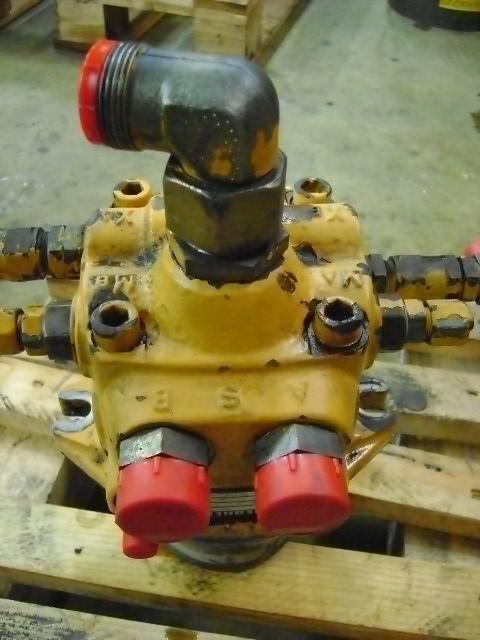 Swing Motor peças sobressalentes para LIEBHERR 902 escavadora