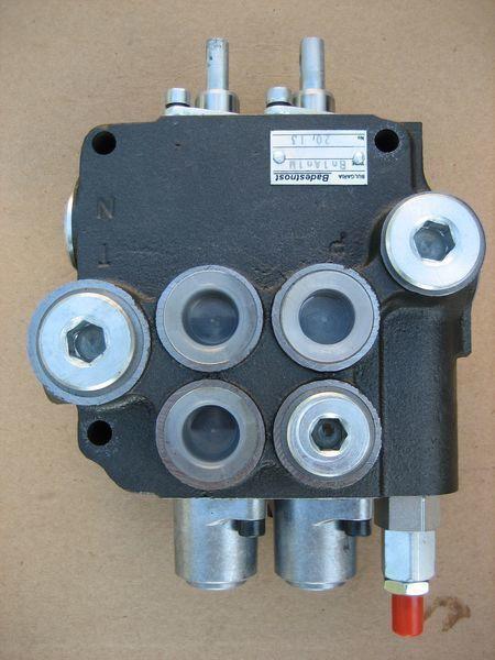 Bolgariya Gidroraspredelitel 2R80 peças sobressalentes para LVOVSKII 40814, 40810, 41030 empilhador nova