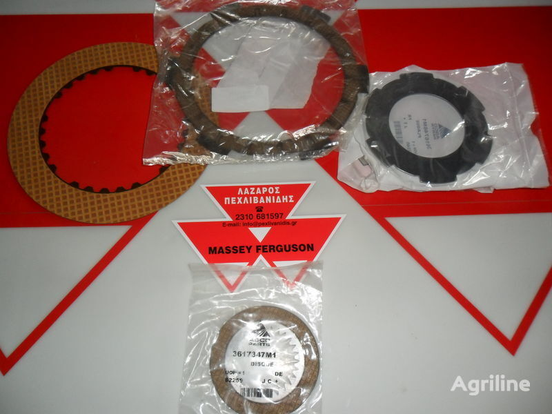 MASSEY FEGUSON AGCO peças sobressalentes para MASSEY FERGUSON 3080-3125-3655-3690-8130-8160 trator nova