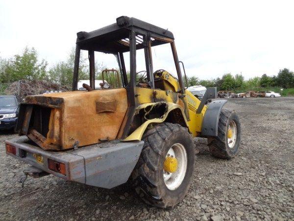 MATBRO TR 250  b/u zapchasti / used spare parts MATBRO peças sobressalentes para MATBRO TR 250 empilhador