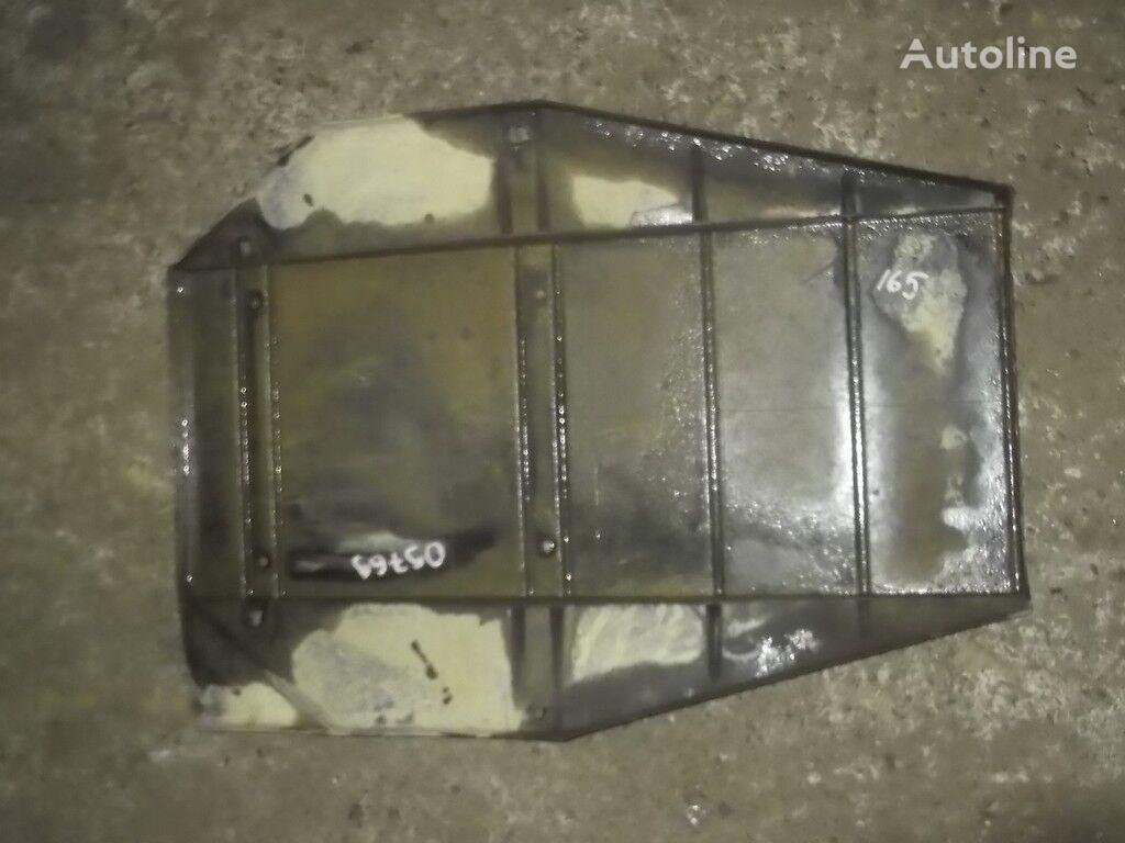 Panel zashchity KPP peças sobressalentes para MERCEDES-BENZ camião